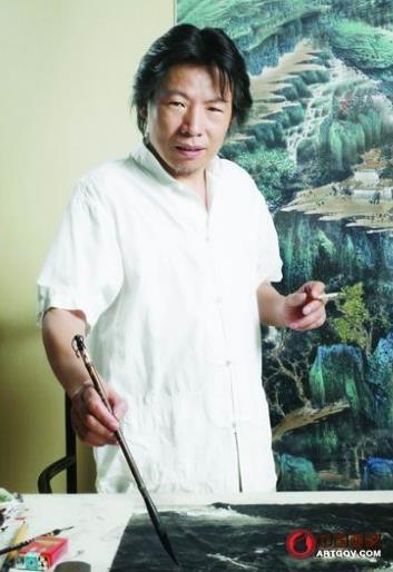 蒋焕油画艺术 微官网